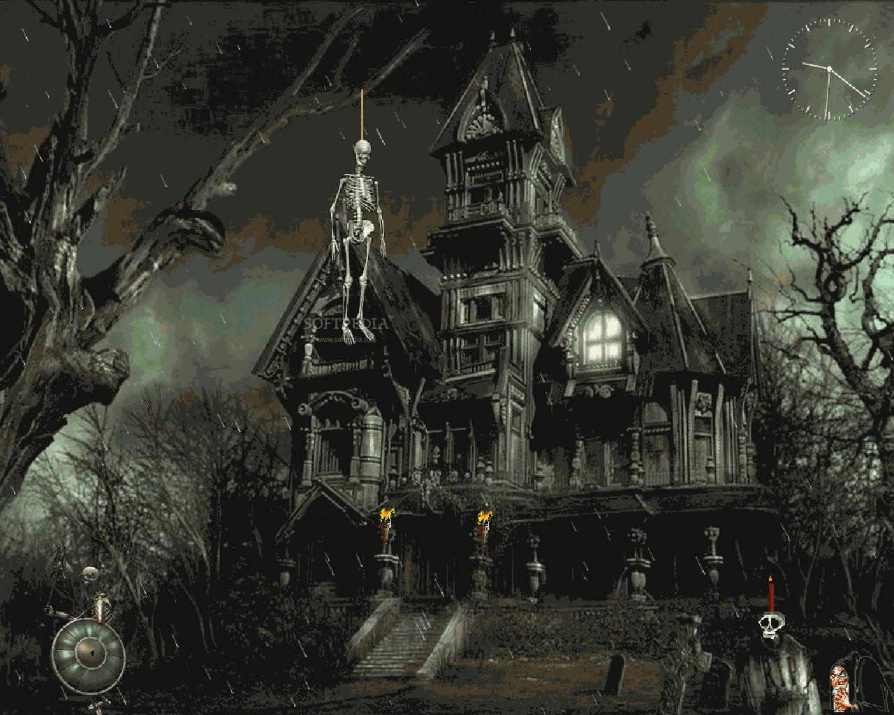 The Best Wallpaper Horror Movies Wallpaper 1280x1024