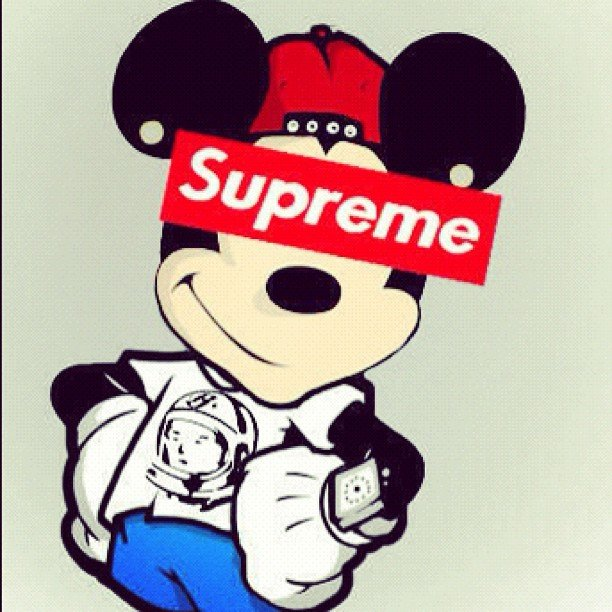 obey mickey mouse wwwpixsharkcom images galleries
