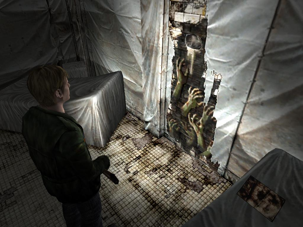 silent hill 3 wallpaper 1024x768