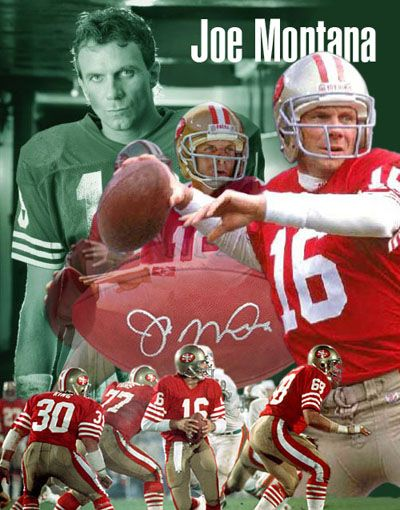 JOE MONTANA Wallpaper PICTURES PHOTOS and IMAGES 400x510