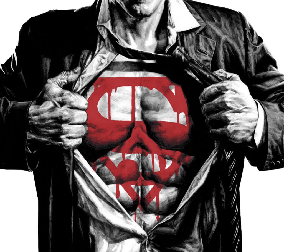 Superman 1080x960 Screensaver wallpaper 1080x960