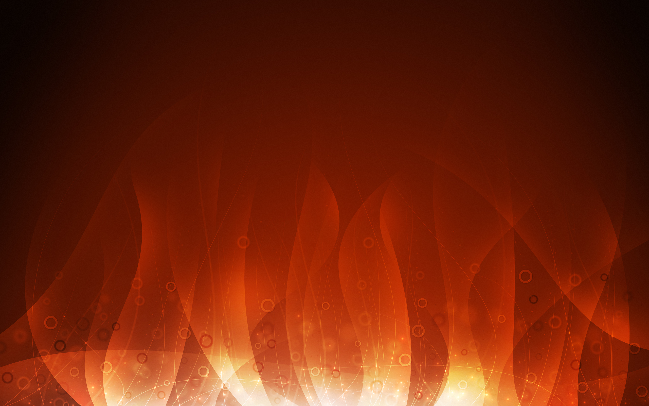 Golden flame Wallpapers HD Wallpapers 2560x1600