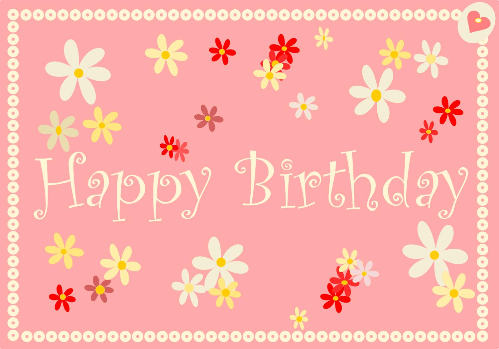 Birthday Card Wallpaper WallpaperSafari – Birthday Card Pdf