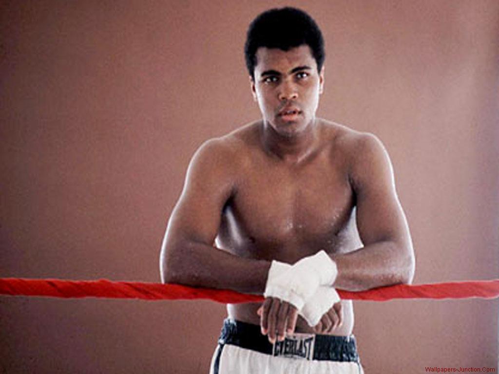 76 Muhammad Ali Wallpapers On Wallpapersafari