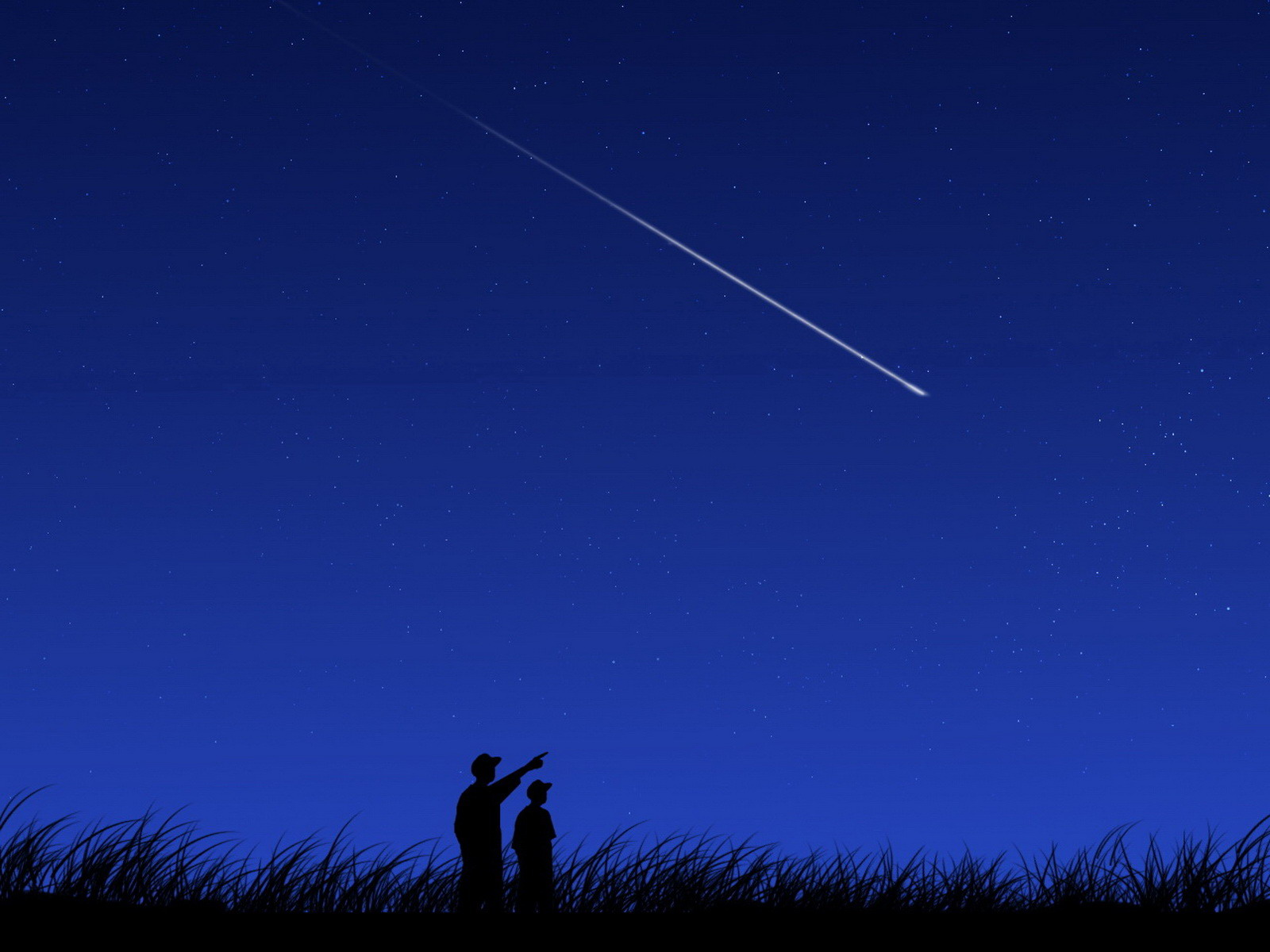 Shooting star wallpapers Shooting star stock photos 1600x1200