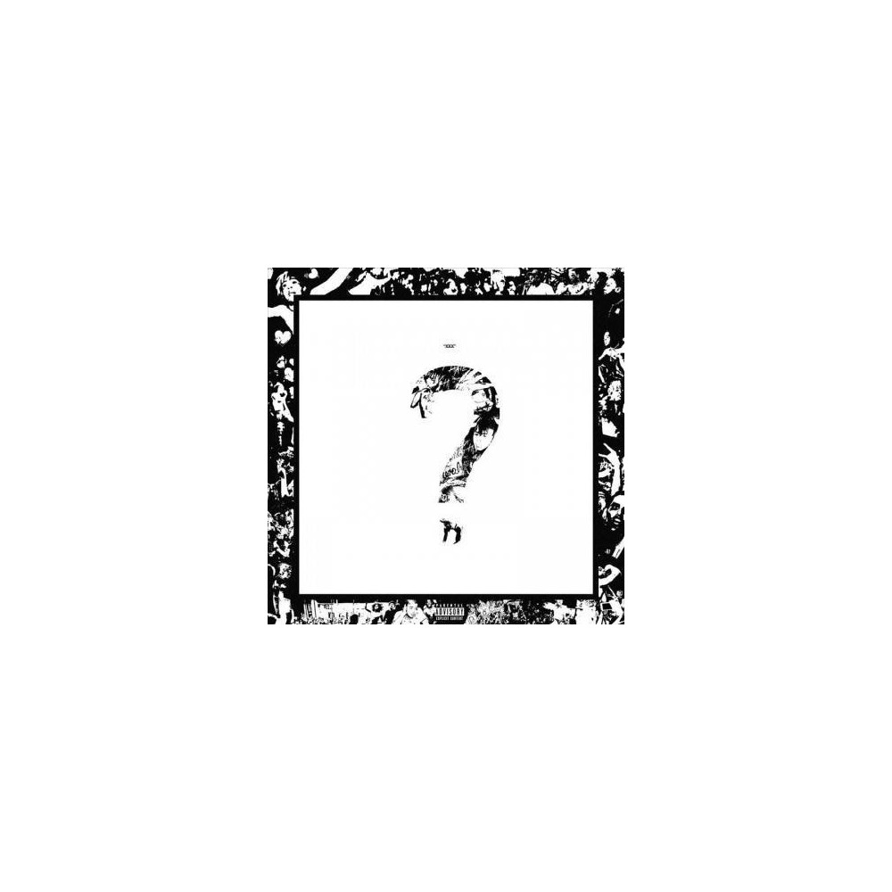 Xxxtentacion   Question Mark CD in 2019 Products Question 1000x1000