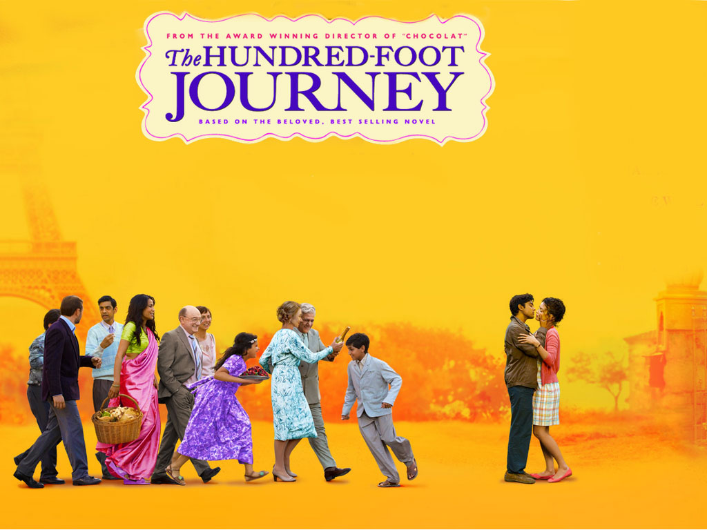 The Hundred Foot Journey HQ Movie Wallpapers The Hundred Foot 1024x768