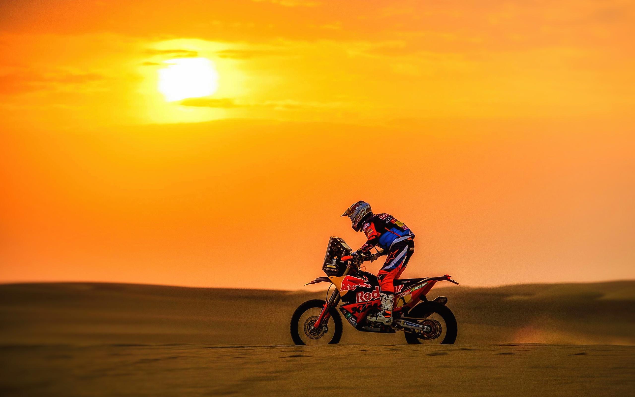 2560x1600 Auto Racer Motorcycle Ktm Cars Bike Sport Sunset 2560x1600