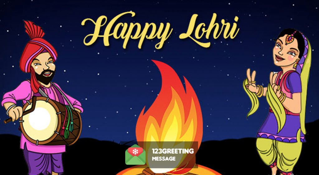 Happy Lohri Images GIF HD Wallpapers 3D Photos Pics for 1024x562