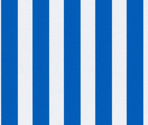 44 Blue And White Striped Wallpaper On Wallpapersafari