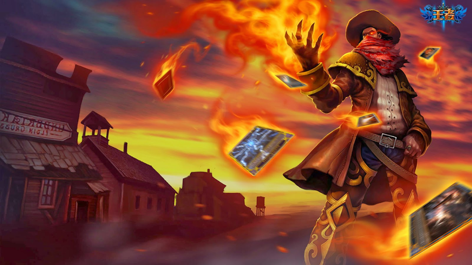 IYH37 Twisted Fate Background   Widescreen Wallpapers 1600x900
