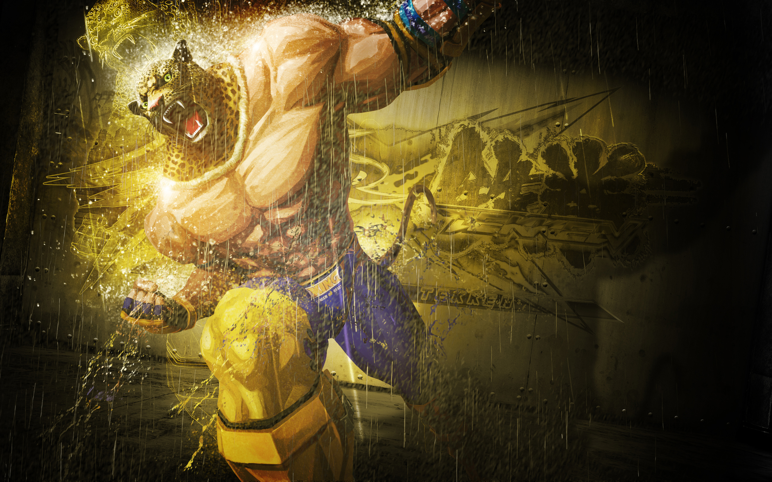 King in Tekken Wallpapers HD Wallpapers 2560x1600