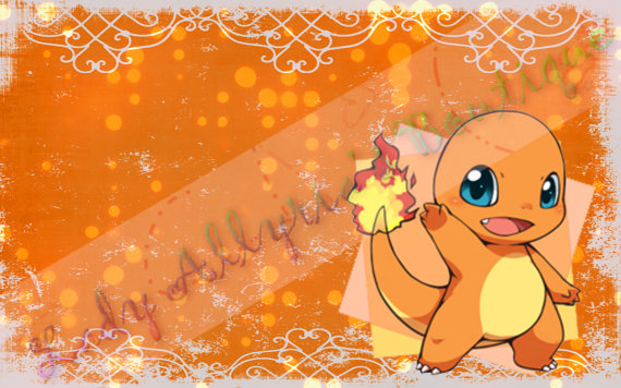 Unavailable Listing On Etsy: Cute Charmander Wallpapers
