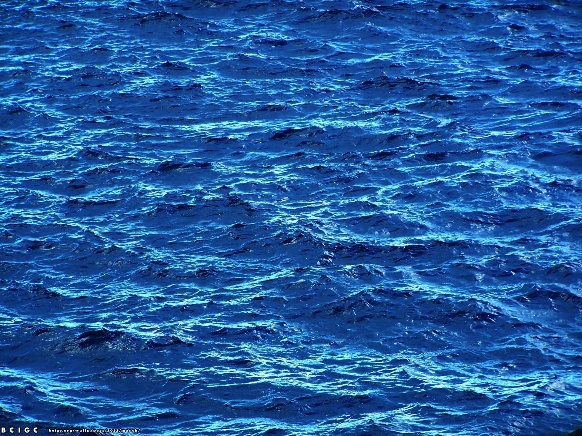 Blue Ocean Backgrounds 1920x1440