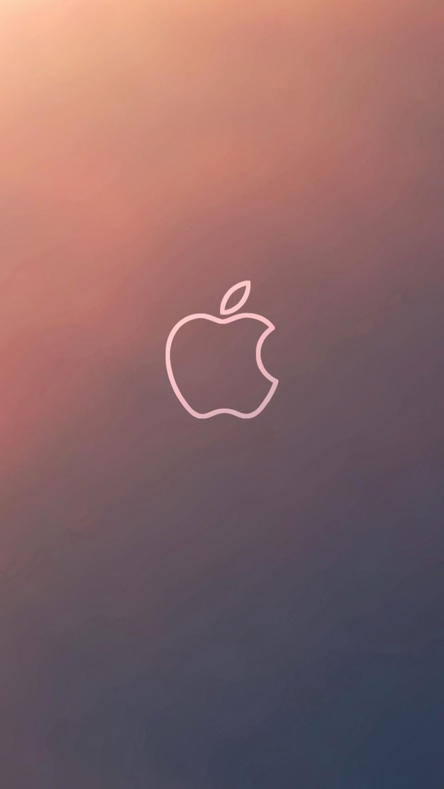 iPhone 6 6 Plus Wallpaper   Apple Logo   Covers Heat 901x1600