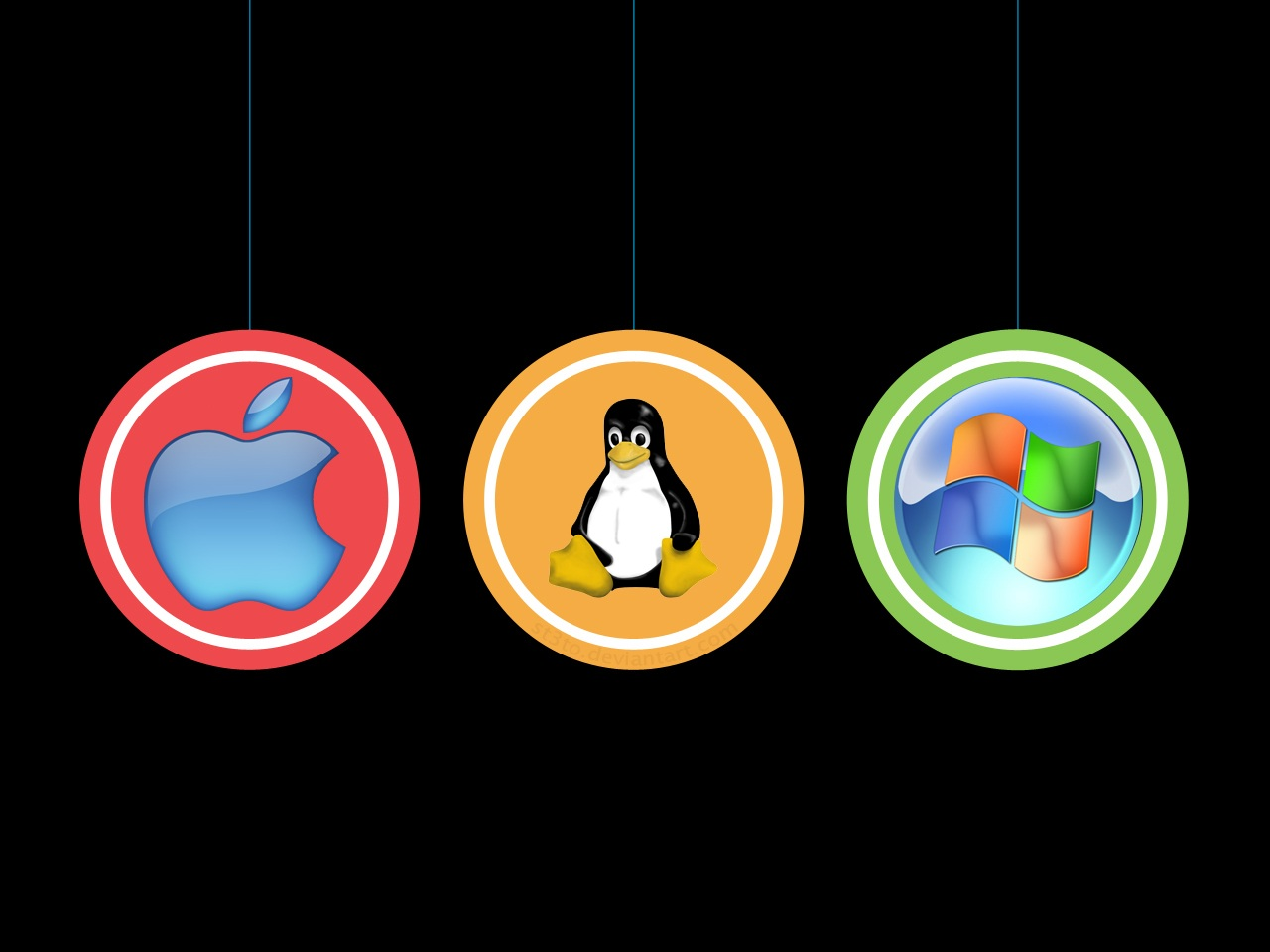 Linux Microsoft Download HD Wallpapers 1280x960
