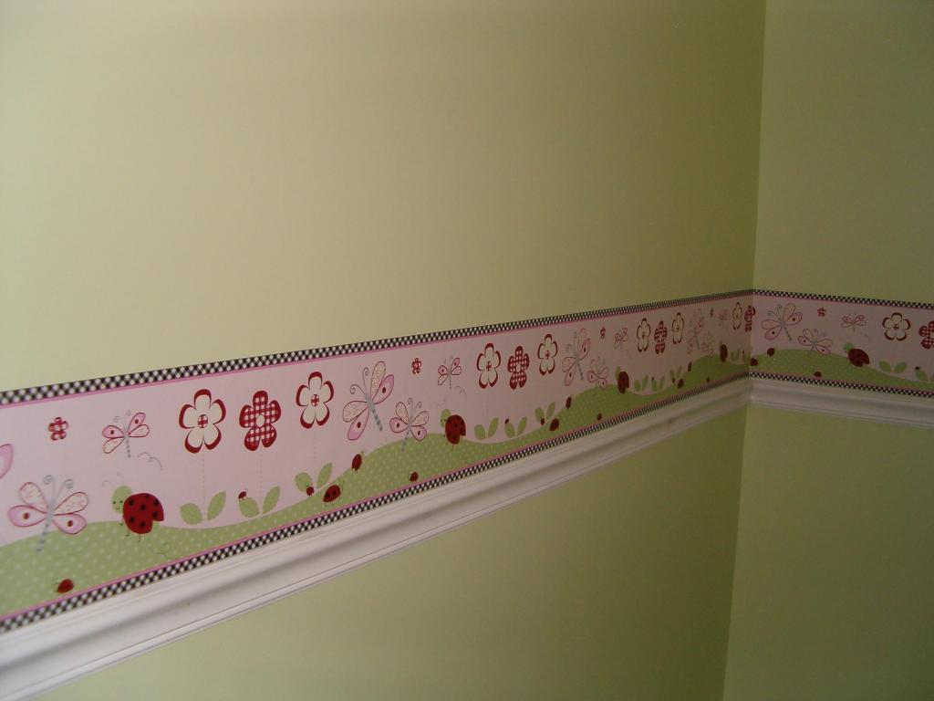 48+] Wallpaper Border for Girls Room on WallpaperSafari