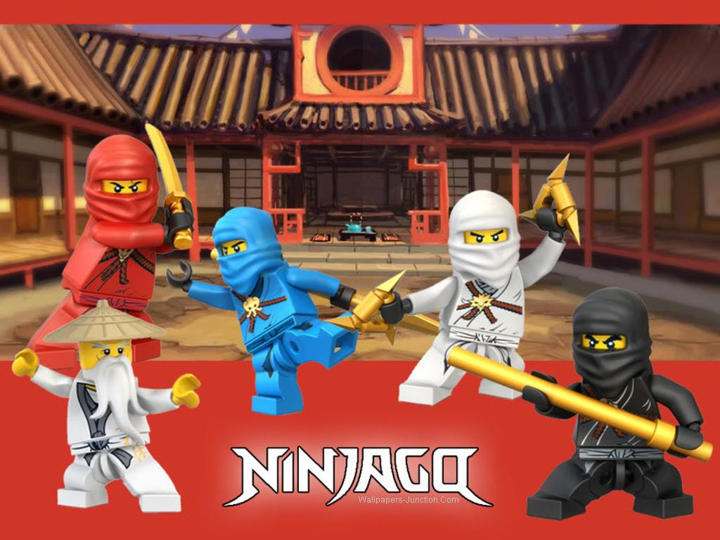 Ninjago Wallpapers 1024x768