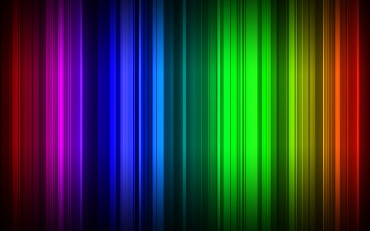 rainbow background Wallpaper and Screen Savers Pinterest 736x460