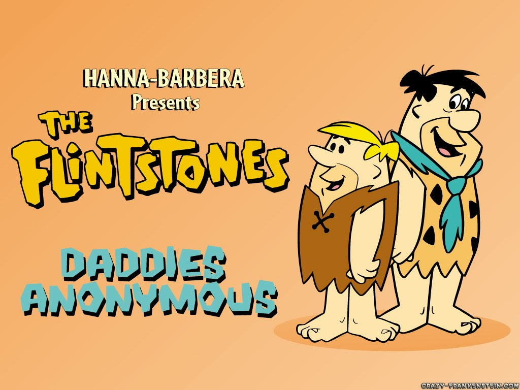 The Best Cartoon Wallpapers Flintstones Best Wallpaper 1024x768