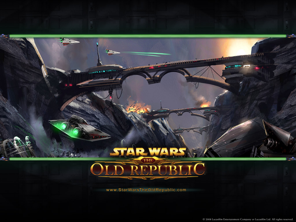 Star Wars The Old Republic PC Wallpapers fonds dcran images 1024x768