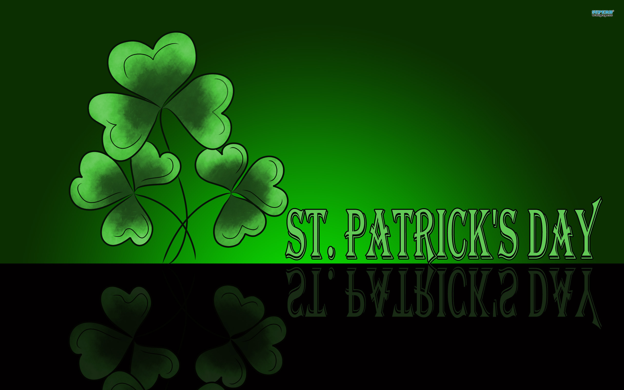 St Patricks Day Wallpapers Backgrounds for My PC 2560x1600