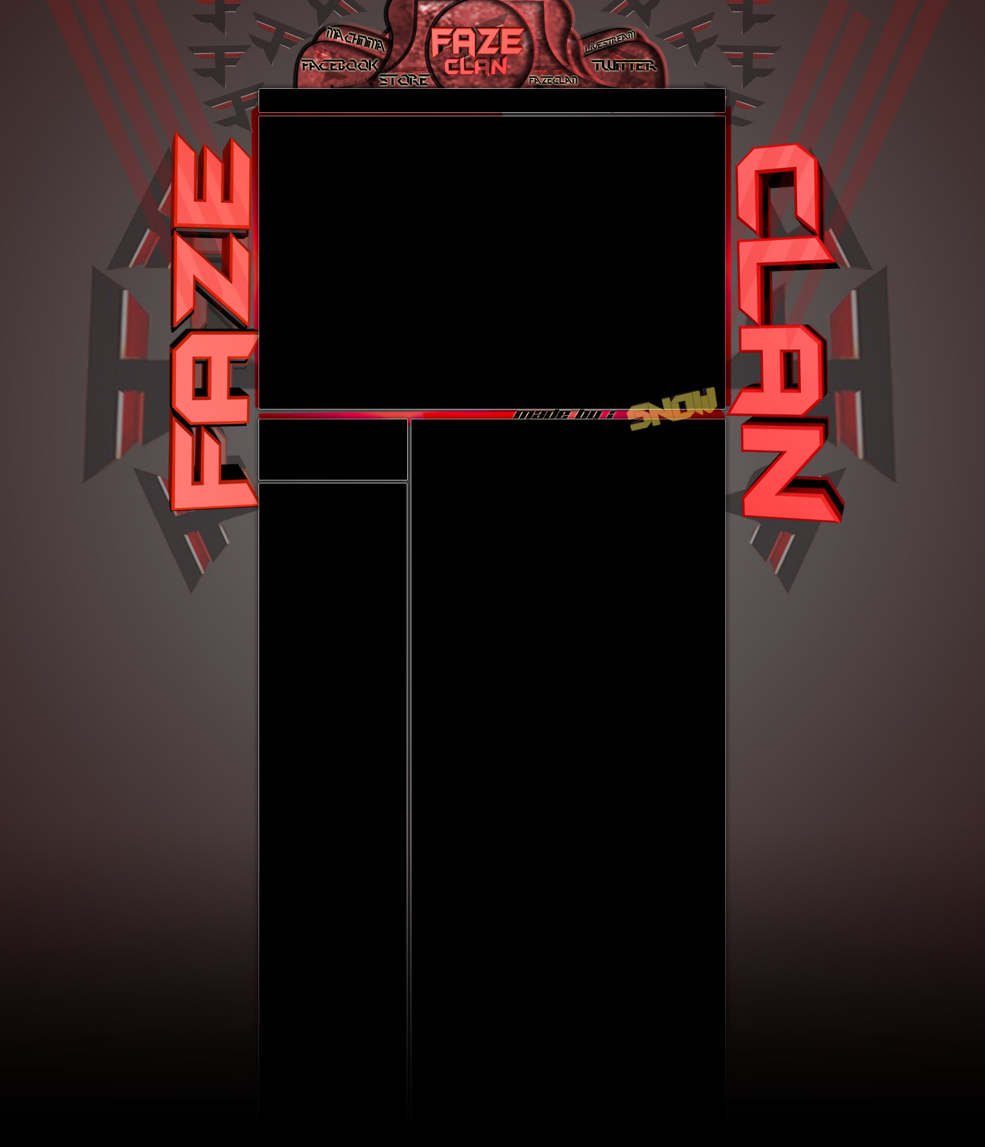 FaZe Background Made by Matthew Moen 2000x2328