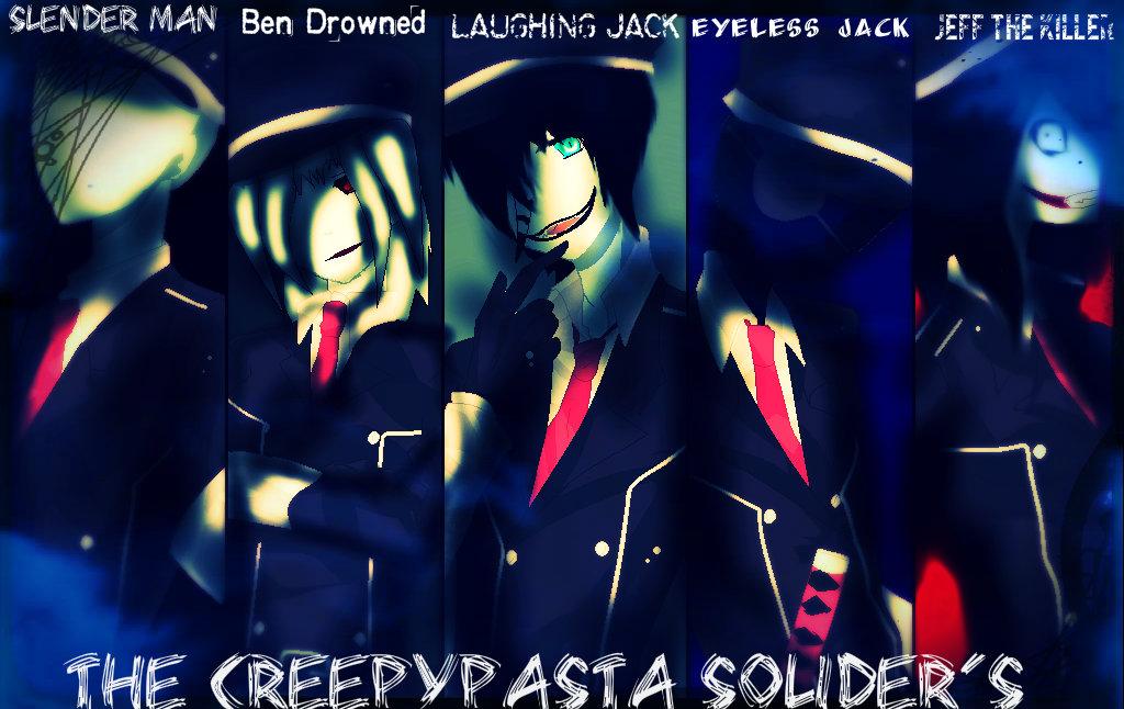 48+] Creepypasta Wallpaper HD on WallpaperSafari