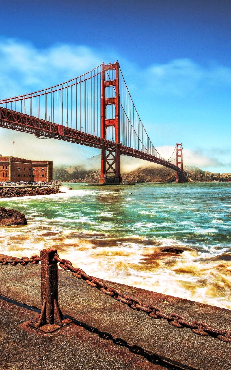 Free Download Golden Gate Bridge Hd Wallpaper Splendid Wallpaper