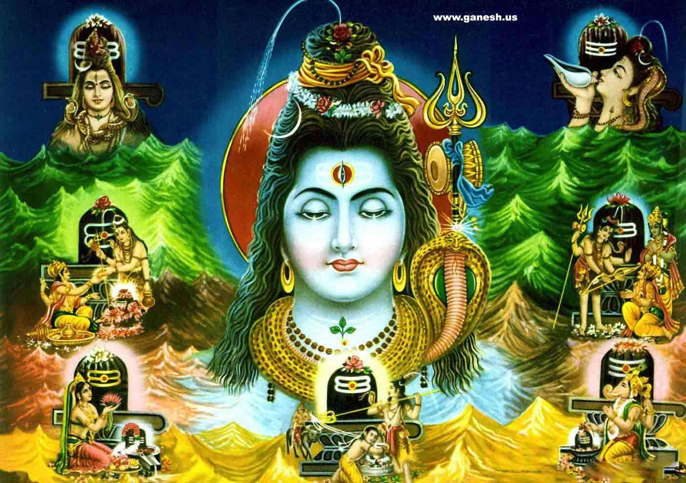 Lord Shiva Wallpapers High Resolution Wallpapersafari