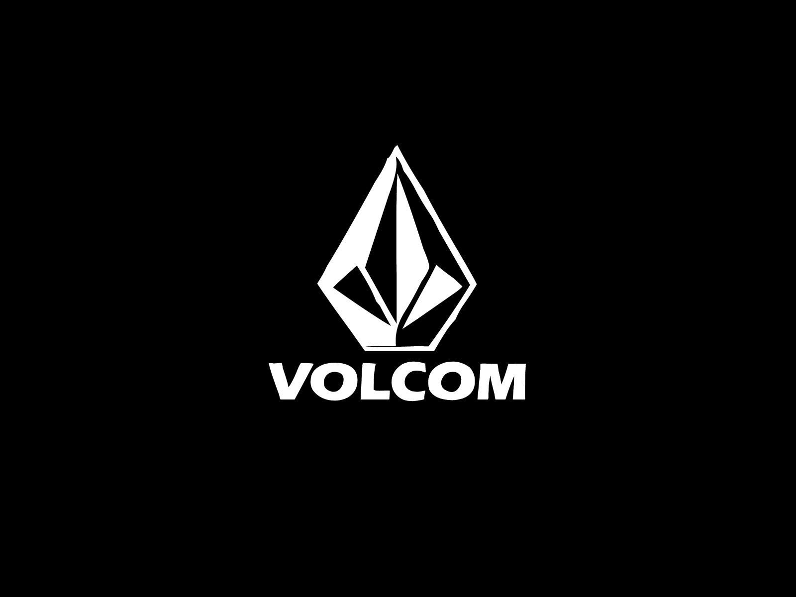 Volcom Logo Wallpaper - WallpaperSafari