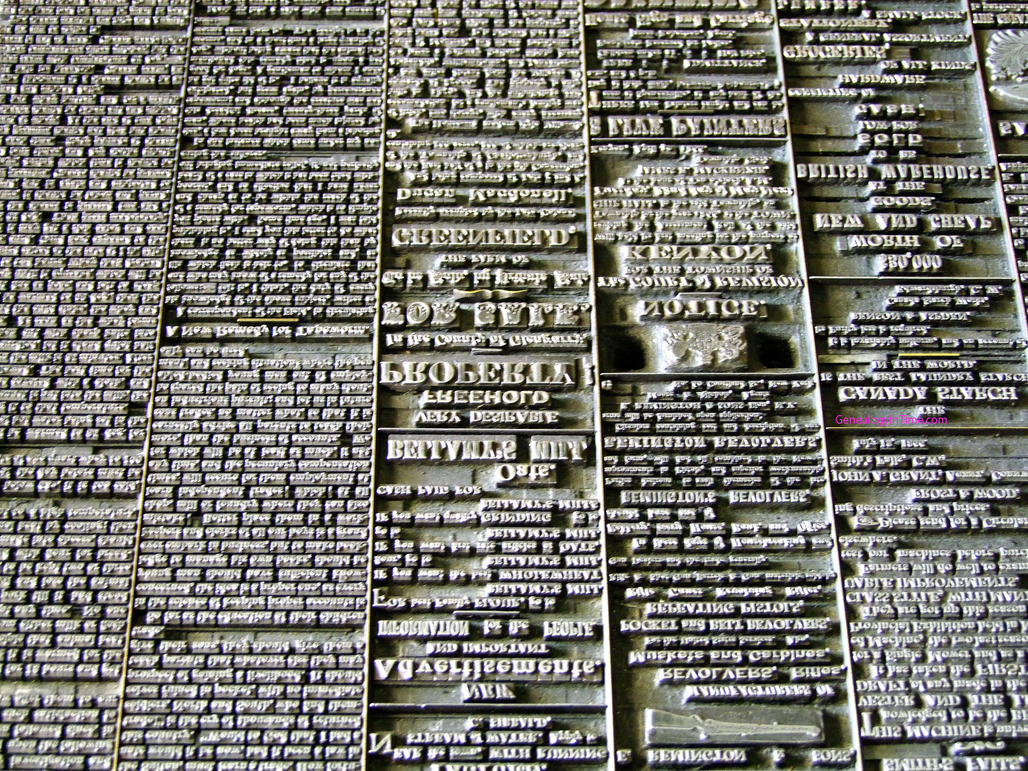 Old Newspaper Print Small Business Ideas For Nurses View Original 2048x1536