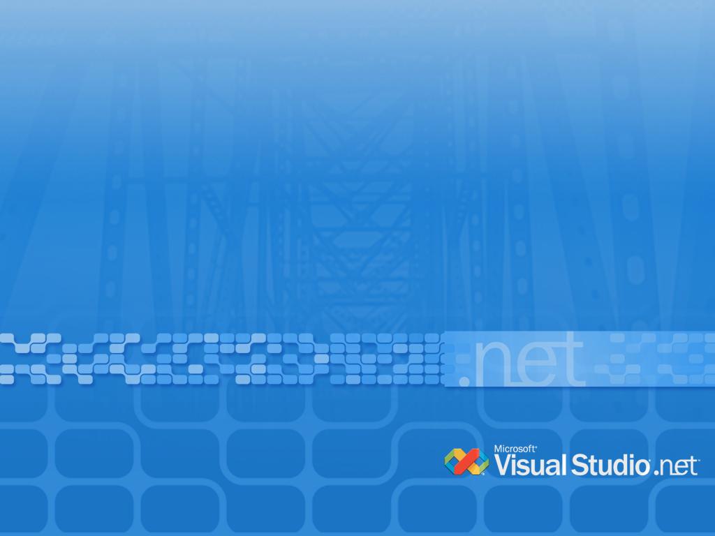 Visual Studio NET Wallpaper Geekpedia 1024x768