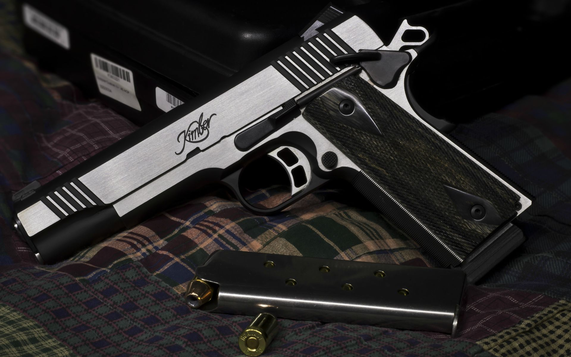 Kimber Pistol Wallpapers and Background Images   stmednet 1920x1200