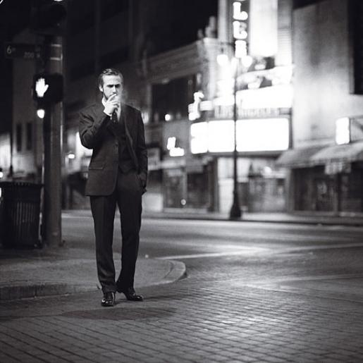 Ryan Gosling black n white by kalianalyticaldevine 515x515