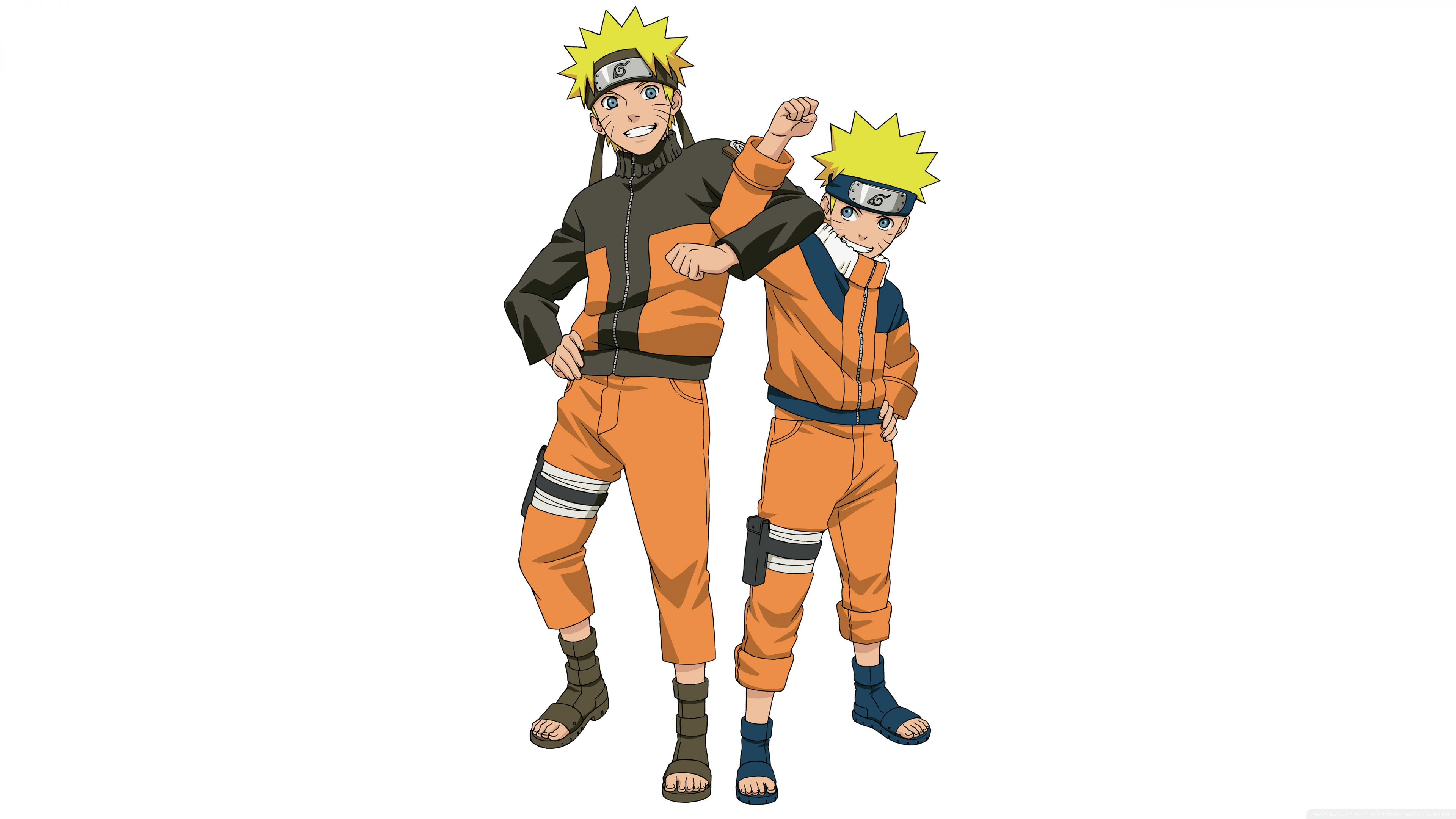 4K Naruto Wallpaper - WallpaperSafari