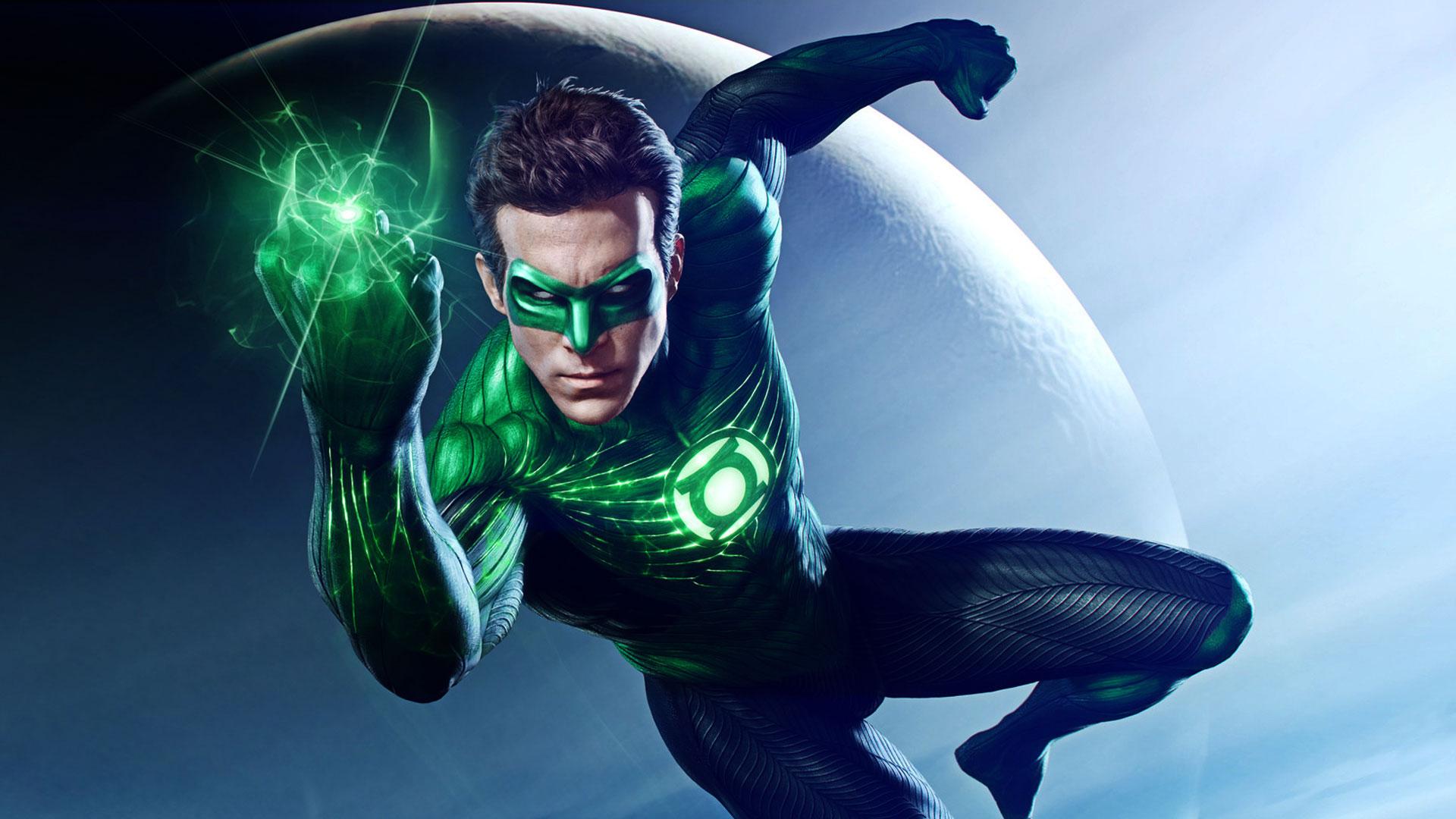 Hal Jordan Green Lantern Movie 5K w3 HD Wallpapers 1920x1080