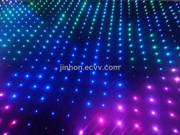 Cloth LED Star Cloth for Wedding LED Star Curtain LED Lamps LED 700x525