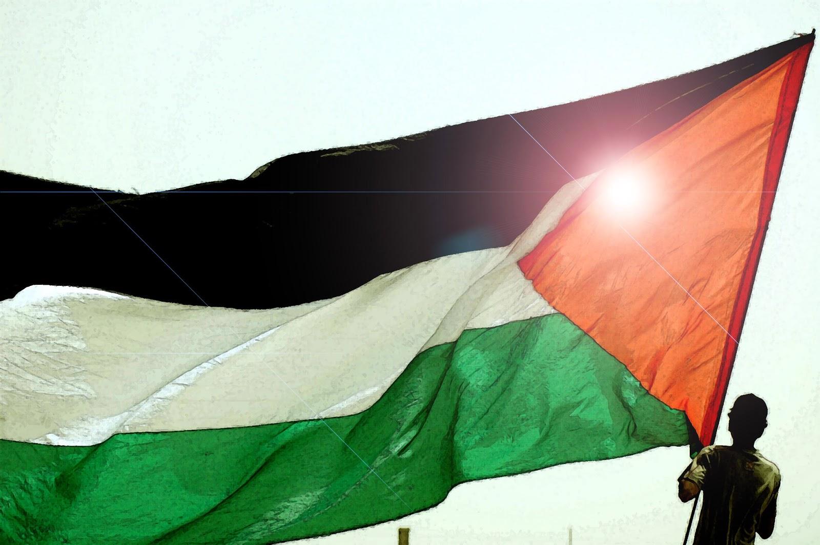 The Palestine Flag The Palestine 1600x1064