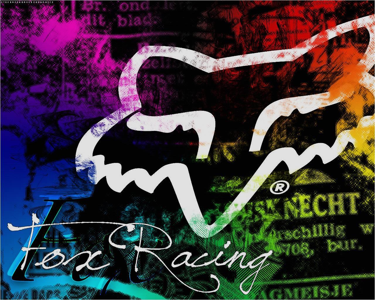 Fox Racing Backgrounds 1280x1024