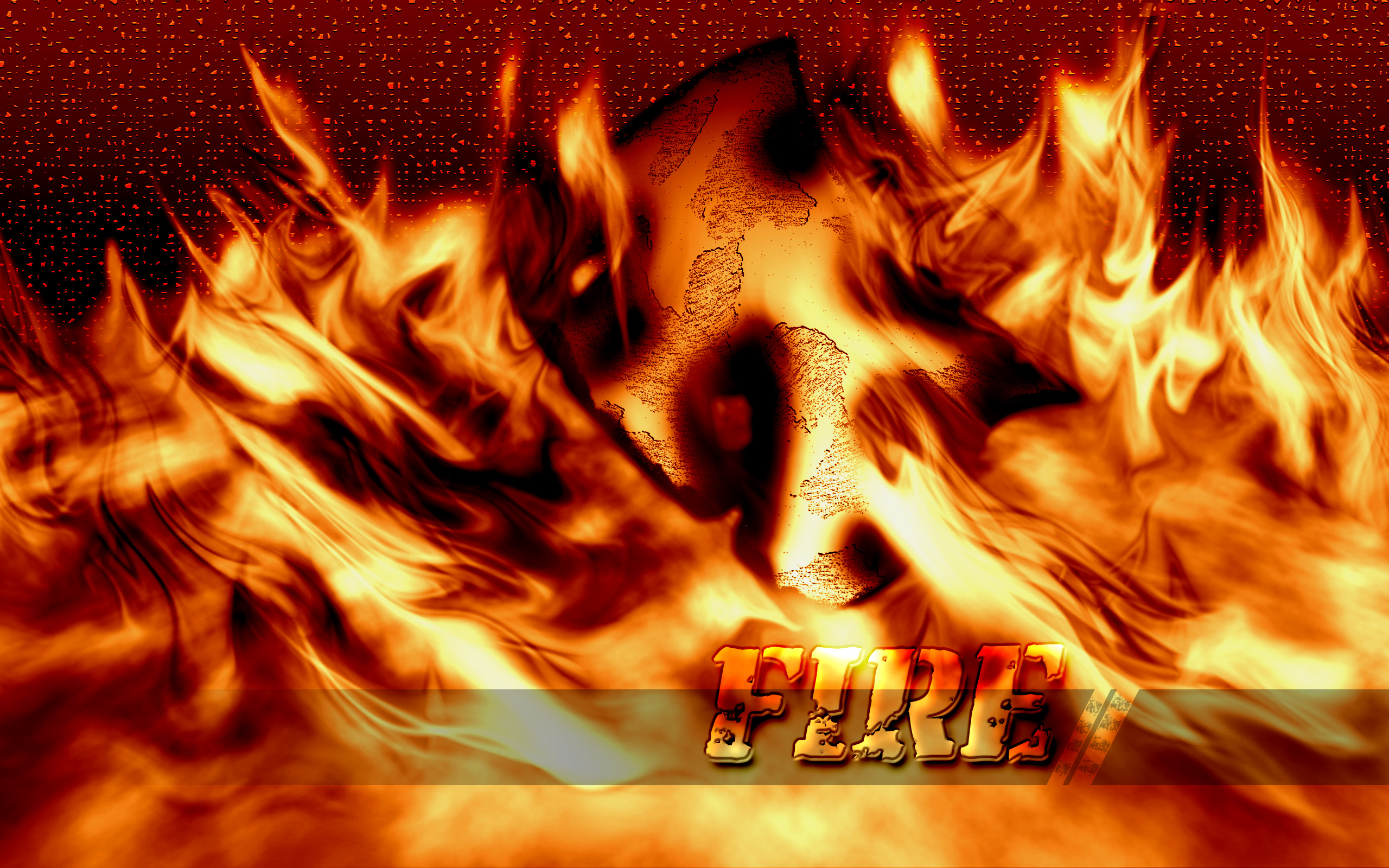 2560x1600 Fire Full HD desktop PC and Mac wallpaper 2560x1600
