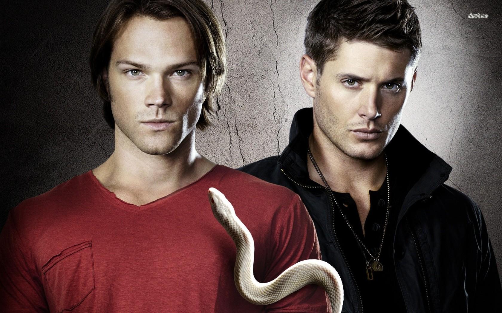Sam and Dean Winchester Wallpaper - WallpaperSafari