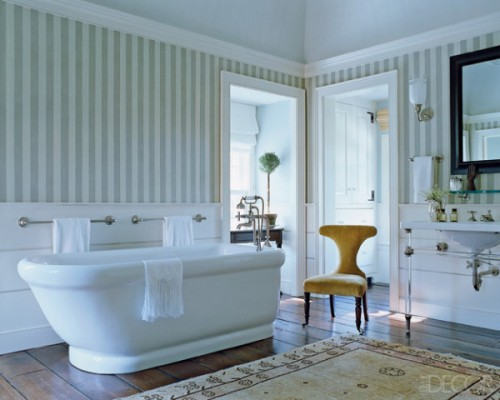 21 Unusual Bathroom Designs With Wallpapers On Walls Shelterness 500x400