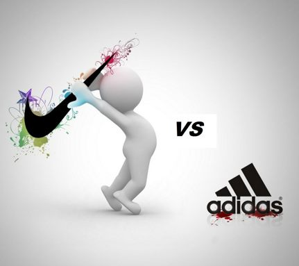 Free Download Download Nike Vs Adidas Wallpapers To Your
