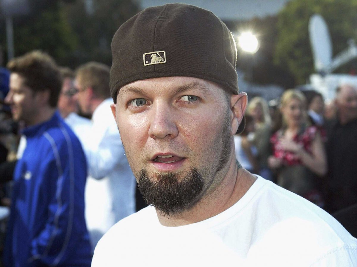 Durst with Limp Bizkits Fred Durst The Life and Crimes of Robert 1200x900