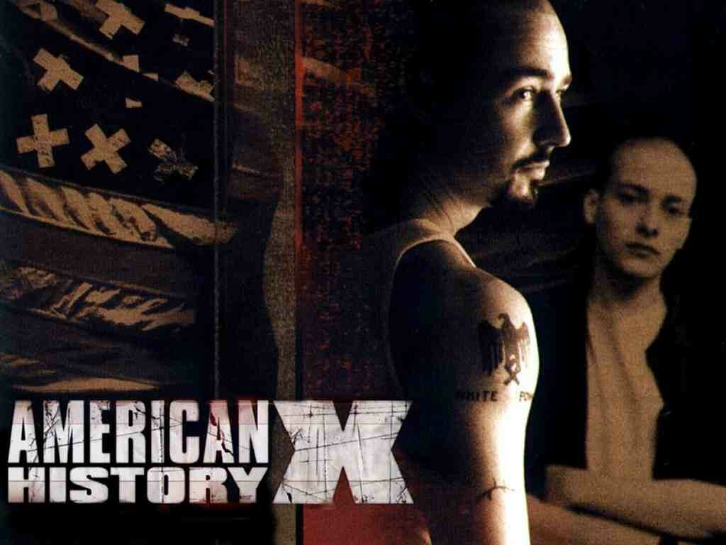American History X   Edward Norton Wallpaper 627232 1024x768