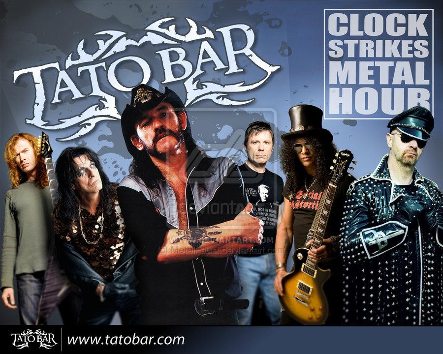 TATO BAR WALLPAPER by MetalFaust 900x720