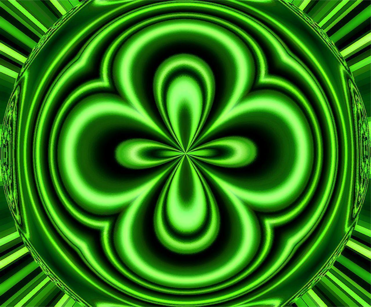 Four Leaf Clover Wallpapers 1280x1060