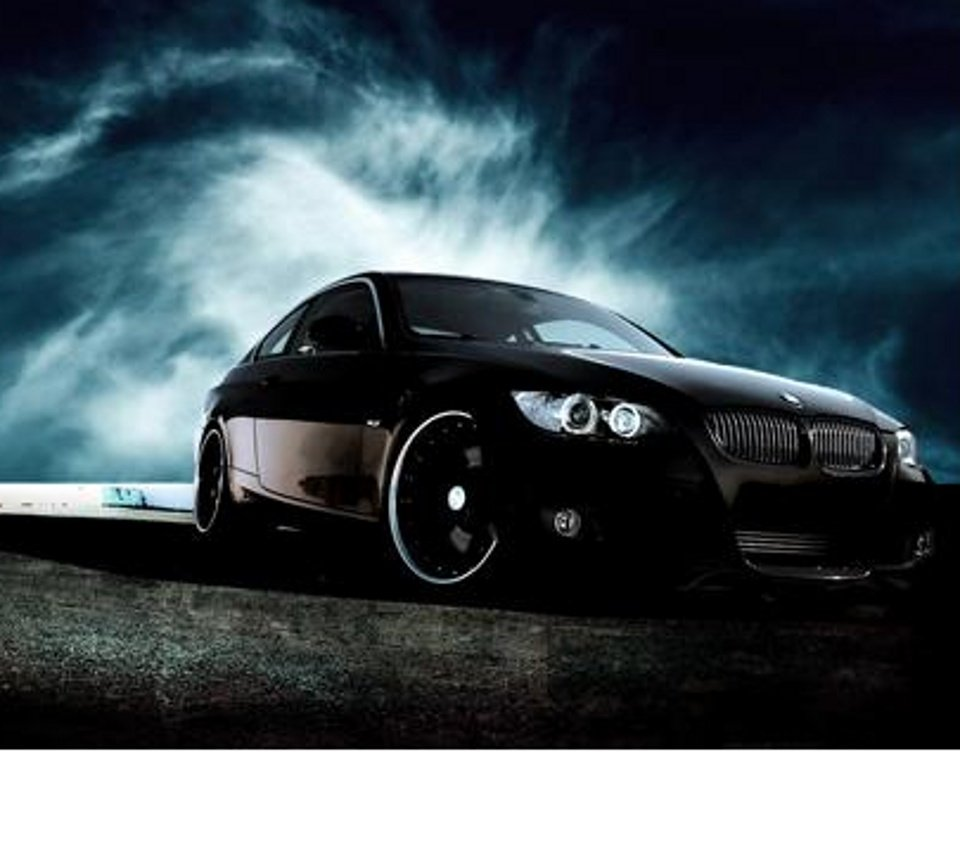 download wallpaper for your android 960x854 hd dark bmw 960x854
