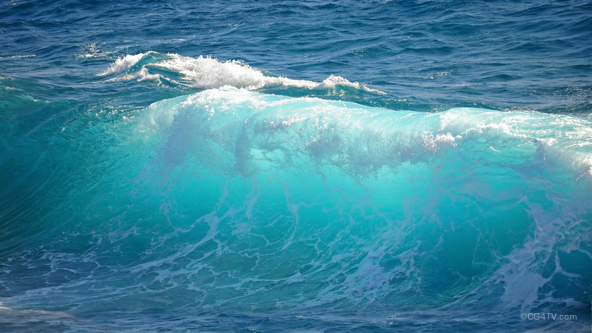 ocean waves wallpaper moving